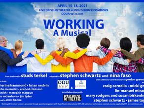 Working, A Musical: Celebrating the Essential Worker.