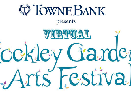 37th Annual Stockley Gardens Spring Arts Festival Goes Virtual May 15 and 16