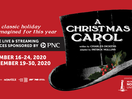 PNC presents A Christmas Carol at Virginia Stage Company