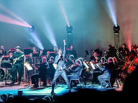 VIRGINIA ARTS FESTIVAL PRESENTS WINDBORNE'S MUSIC OF DAVID BOWIE