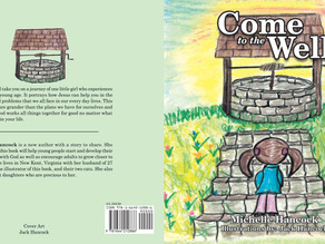 Michelle Hancock announces the release of 'Come to the Well'