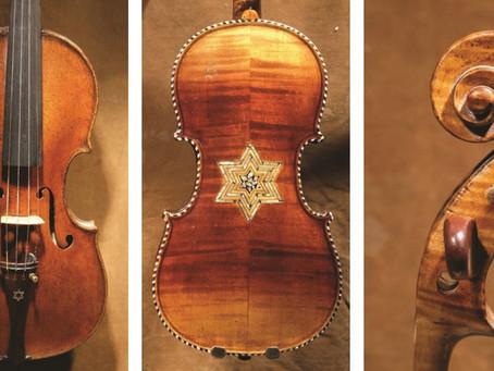 Virginia Arts Festival Presents Violins of Hope