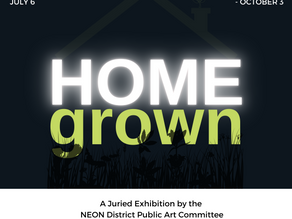 NEON District Announces Open Call For Homegrown