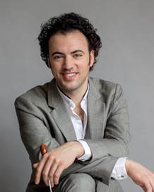 Eric Jacobsen Appointed New Music Director Of The Virginia Symphony Orchestra