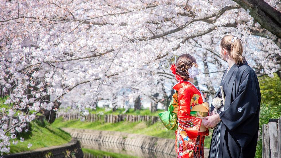 Elope in Japan