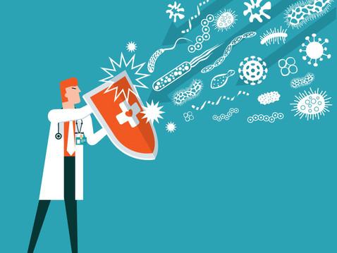 Семь бед – один иммунитет!
