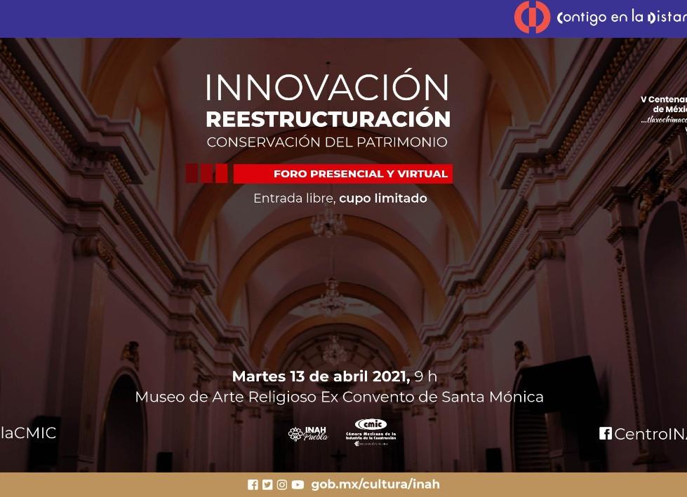 Foro Internacional de Innovación, Reestructuración y Conservación del Patrimonio