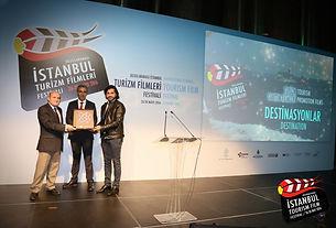 """BÜYÜK ÖDÜLÜ: Kültür ve Turizm Bakanlığımıza ait """"Home of Turquoise"""" isimli film kazandı..."""