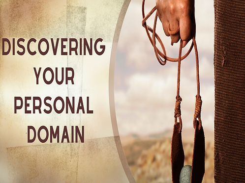 Discovering Your Personal Domain