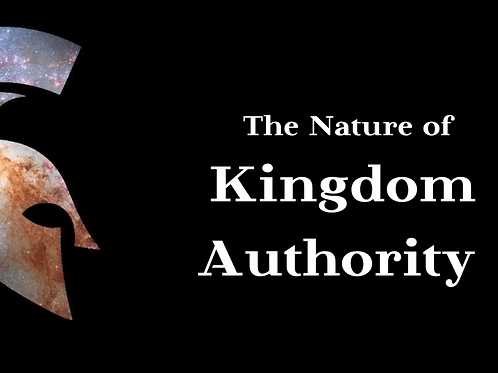 The Nature of Kingdom Authority