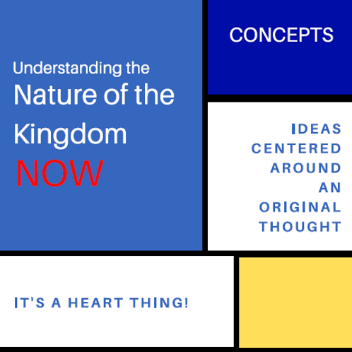 mp3 + e-wbk - ...the Nature of God's Kingdom NOW - It's a Heart Thing