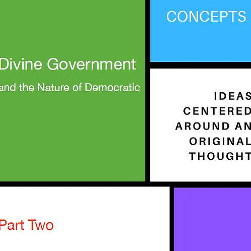 Divine Government Part 3