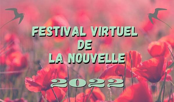 Festival Virtuel de La Nouvelle 2022