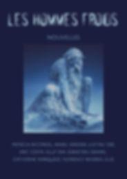 Les Hommes Froids, anthologie, collectif d'auteurs