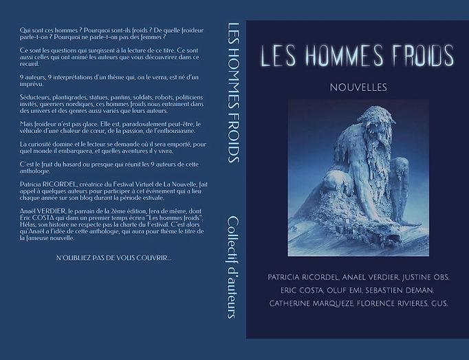 Les Hommes Froids, recueil de nouvelles, collectif d'auteurs