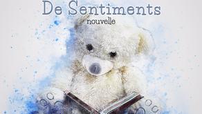 De Peluche et de Sentiments - Cédric Veto