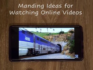 Manding Ideas for Watching Online Videos: Ways to Practice Communication