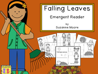 Fun Fall Activity for Counting
