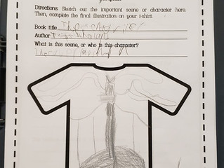 Creative Activities After Reading a Book or Story