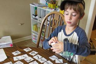 Teaching Reading and Spelling to Kids with Autism
