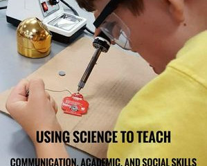 Using Electricity/Circuits to Teach Communication, Academic, and Other Skills