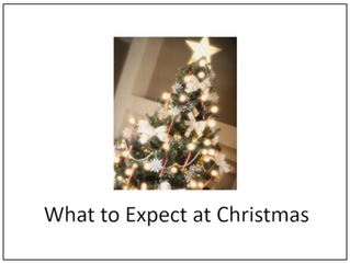 Christmas Social Narratives to Help Your Child Prepare for the Holiday