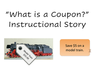 Coupon Instructional Story