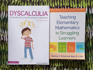 Books on Teaching Students with Math Difficulties