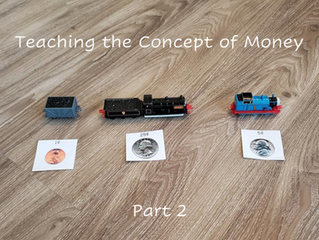 Teaching the Concept of Money, Part 2