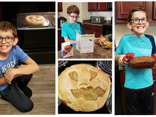 Review of Raddish – A Cooking Club Subscription for Kids