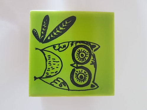 CERAMIC TILE COASTER 100mm x 100mm