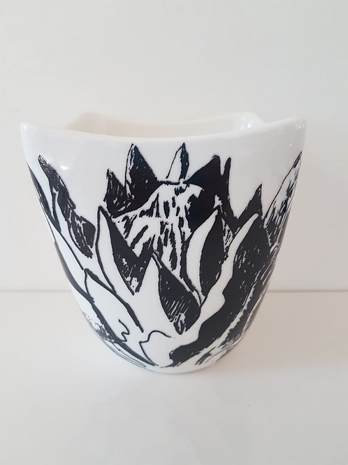 SQUARE SNACK BOWL 110mm x 100mm