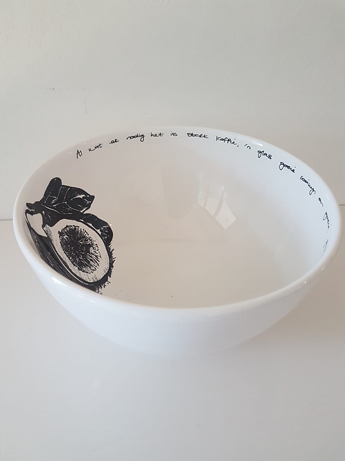 MEDIUM SALAD BOWL 180mm x 100mm