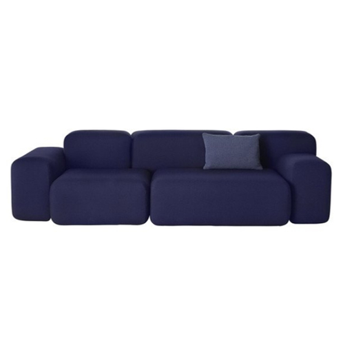 Soft Blocks 3-Seater