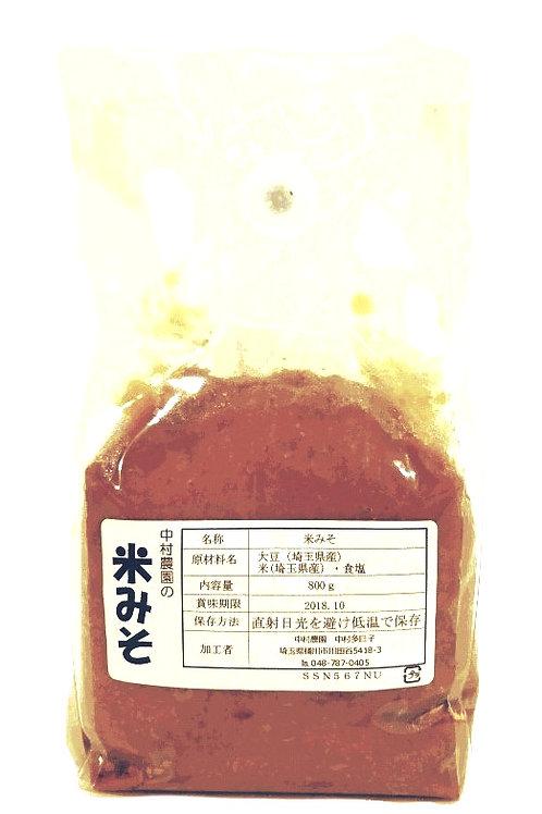 米味噌 800g