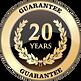 20 year new roof guarantee