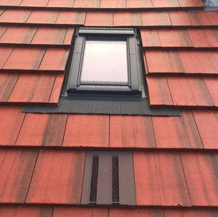 New tiled roof and velux windows near me