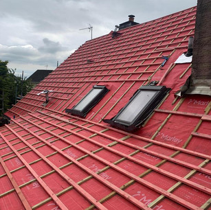 Marley roofing services in Glasgow