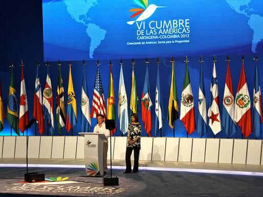 Drug Policy and its Consequences: Summit of the Americas
