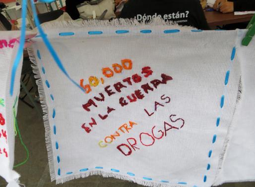 Veracruz shouts: Enough already!  /  Veracruz grita: ¡Ya basta!