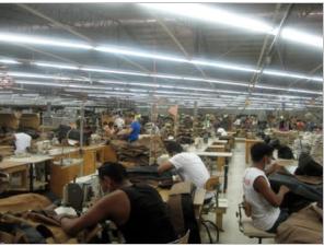 Entrevista con una trabajadora de una Zona Franca en Nicaragua