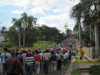 Support Teachers in Honduras