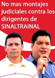 Labor Activists Mendoza and Galvis Under Attack