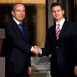 December 1: Mexican Presidential Power Transitions from one Human Rights Violator to the Next