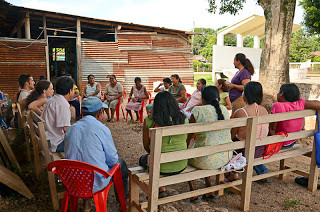 Those Left Behind: Supporting Migrant Families in Acayucan, Veracruz