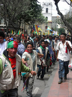 Colombian Minorities Develop Policy Proposals for the New Santos Administration