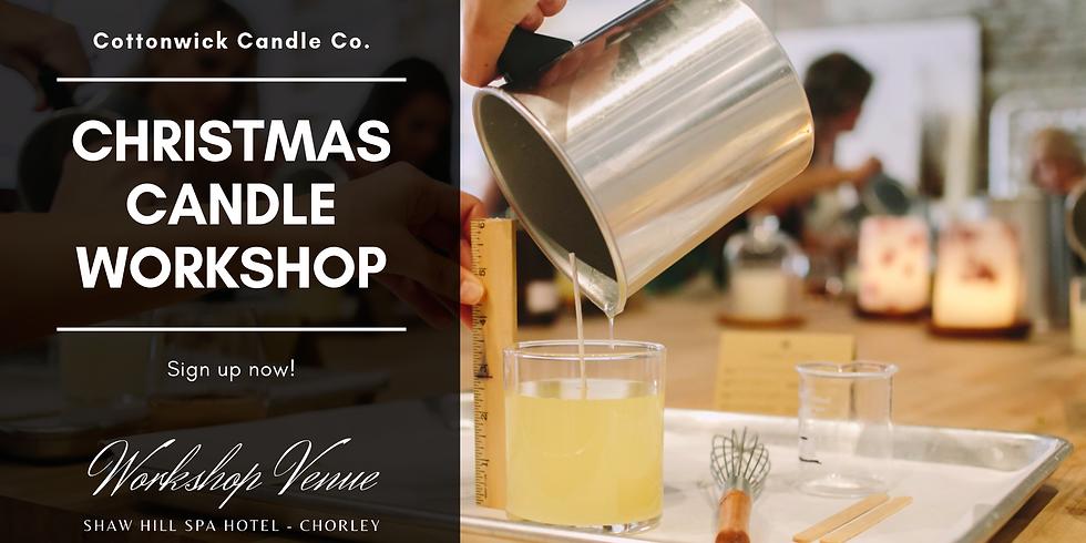 Christmas Candle Making Workshop