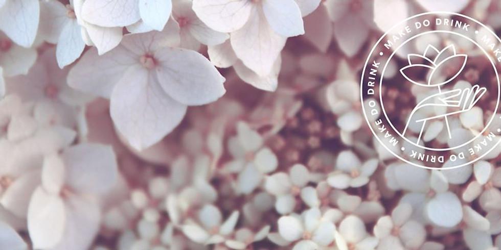 Make Do Drink; Floral