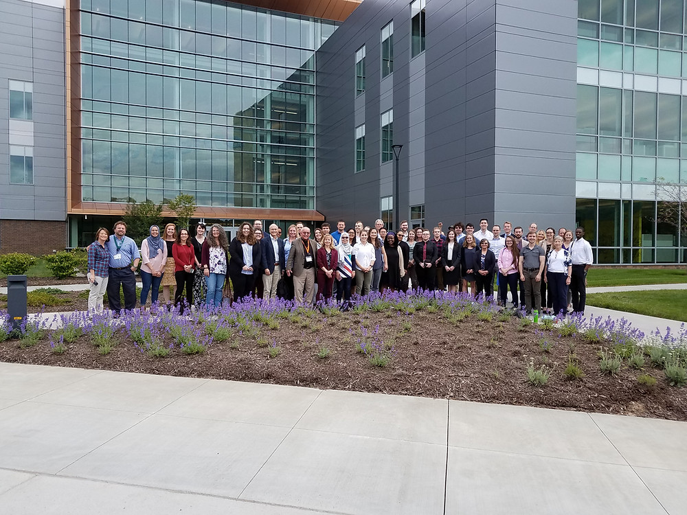 2018 CSTEAC Meeting Attendee Group outside Syngenta, RTP