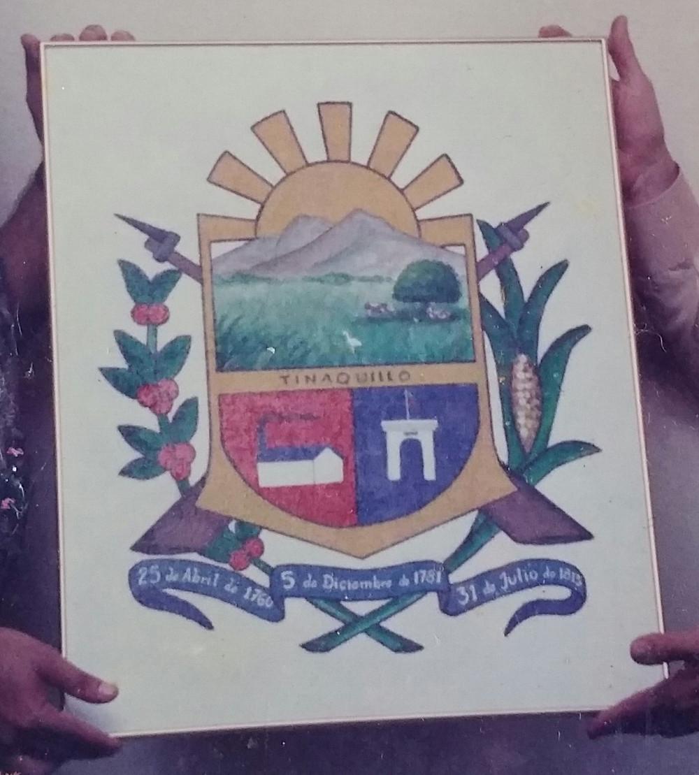 Escudo de Tinaquillo presentado en concurso, 1993